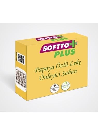 Softto Plus Leke Giderici Sabun Renksiz